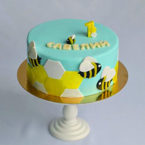 №147 Торт Пчелы