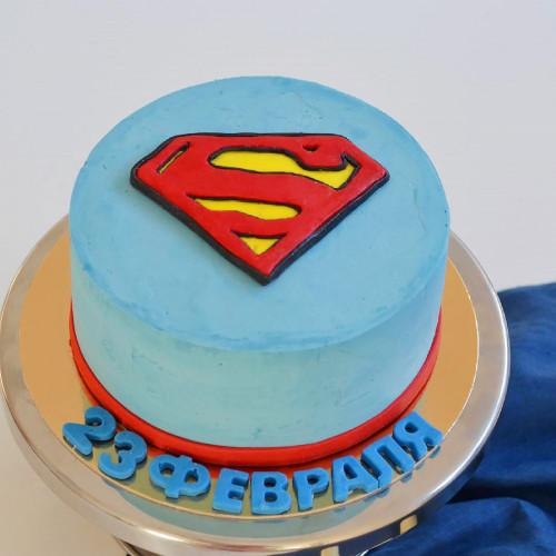 №164 Торт на 23 февраля