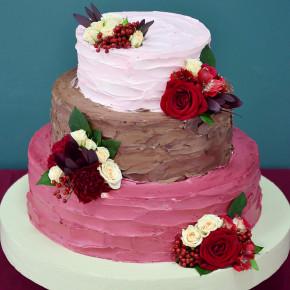 №178 Торт свадебный