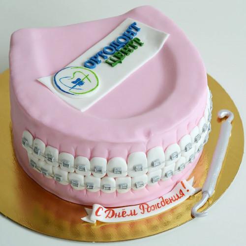 №182 Торт стоматологу