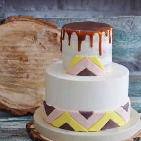 №188 Торт на свадьбу