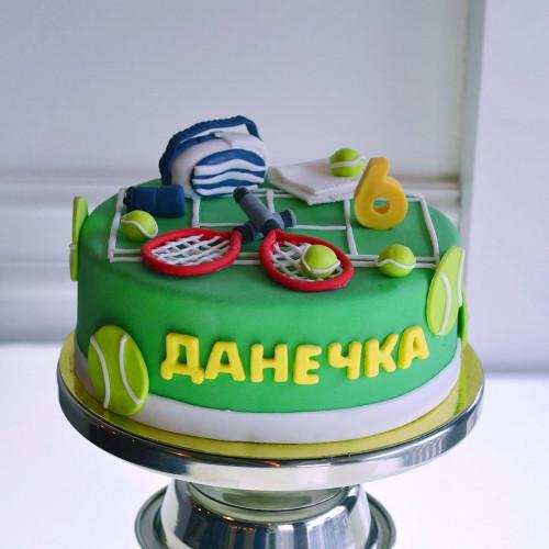 №214 Торт Тенис