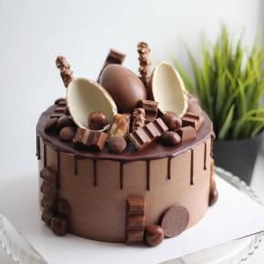 №243 Шоколадный торт