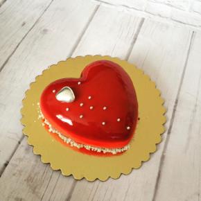 №288 Торт сердце