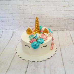 №299 Торт единорог