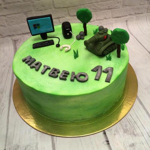 №306 Торт подростку