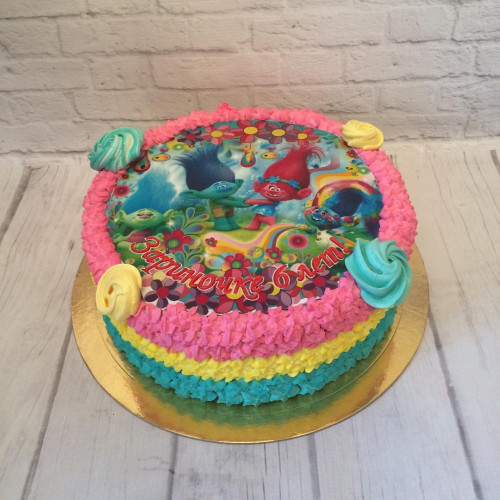 №314 Торт Тролли