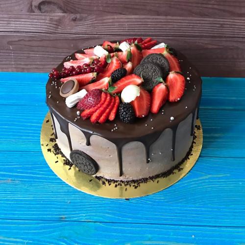 №336 Шоколадный торт