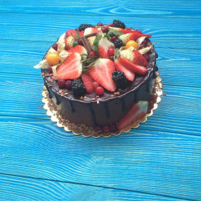 №347 Шоколадный торт