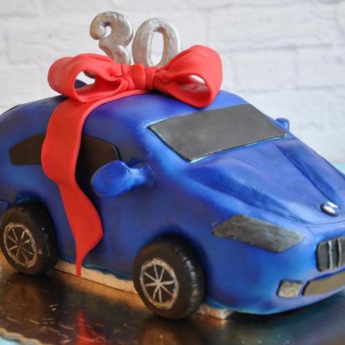 №40 Торт машина