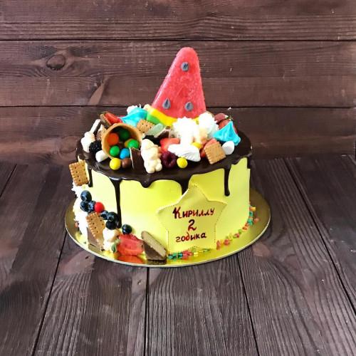 №404 Торт сладости