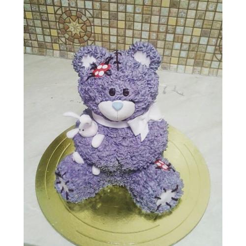 №428 Торт плюшевый мишка