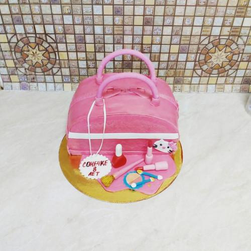 №431 Торт сумочка для дочке