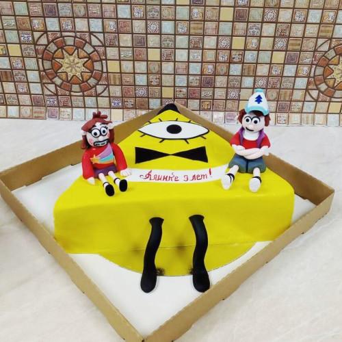 №436 Торт детский
