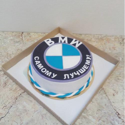 №440 Торт BMW