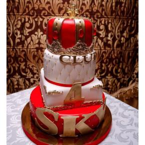 №448 Корпоративный торт