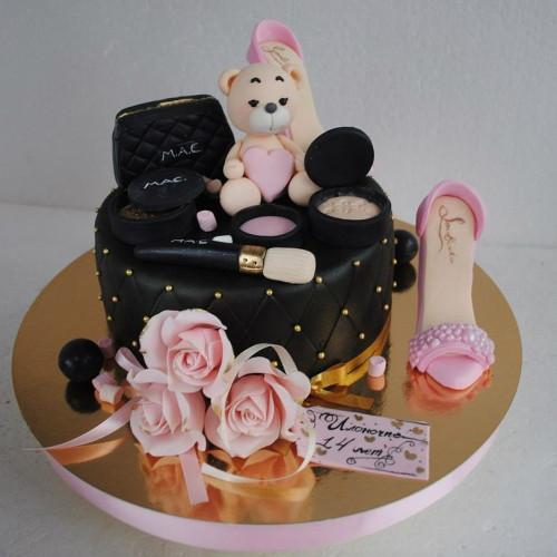№460 Торт девочке подростку