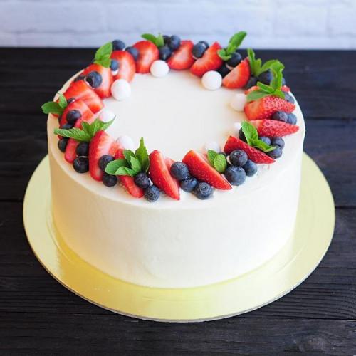 №47 Торт ягодный