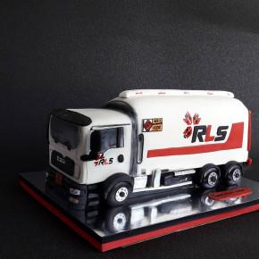 №491 Торт грузовик